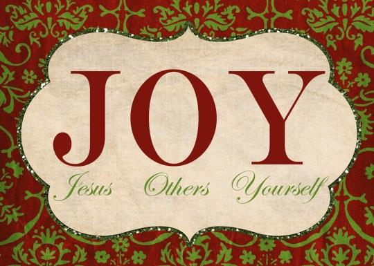 Fruit of the Spirit: JOY | Mrs. Kelley, Counselor